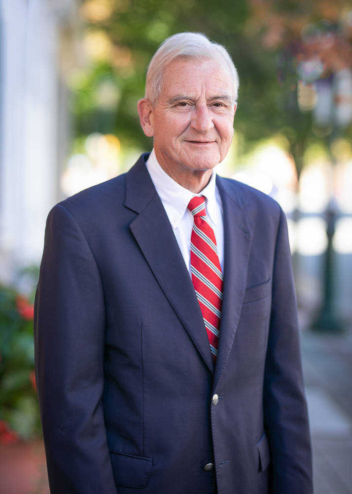 Ivo V. Otto III Profile Picture on Martson Law Website