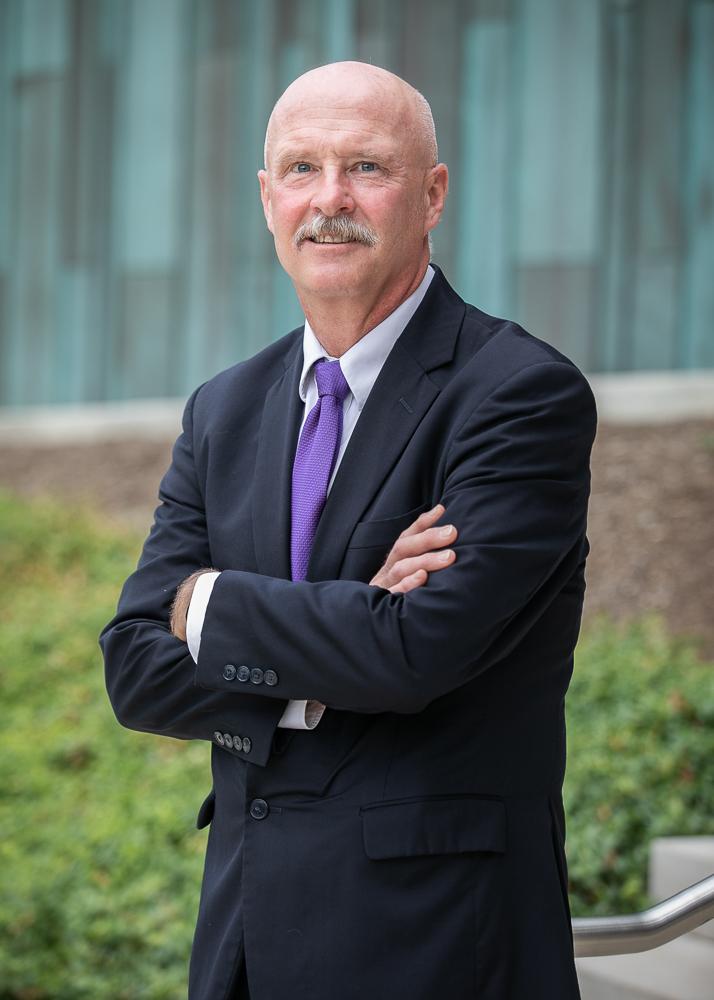 George B. Faller, Jr. Profile Picture on Martson Law Website